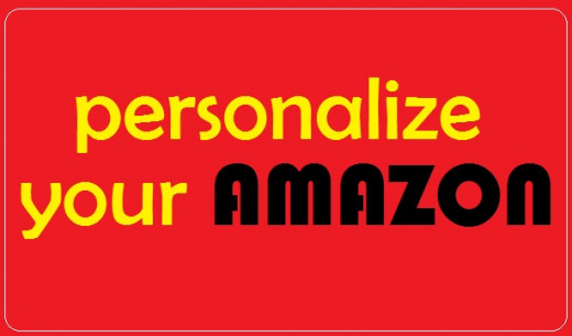 Personalizing your Amazon (Source: Travel Man aka Ireno Alcala)