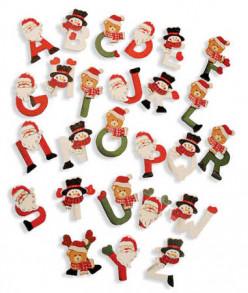 Christmas Abc's