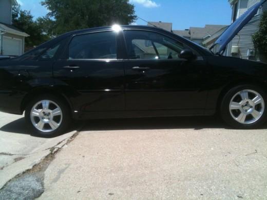 Black Car After SPS1x
