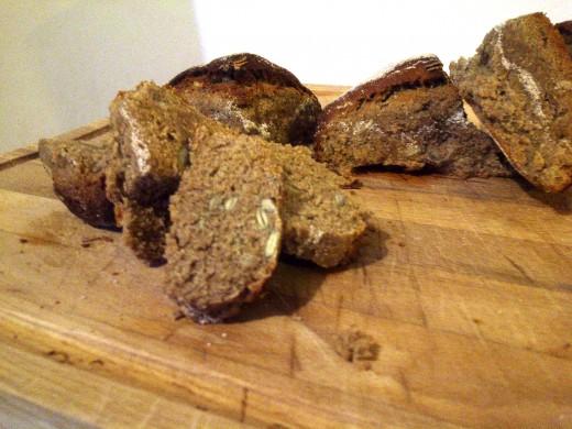 Matt's Rye Breakfast Soda Bread