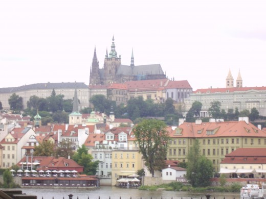 Prague is just one of the destinations that travelers can see with frequent flyer miles.