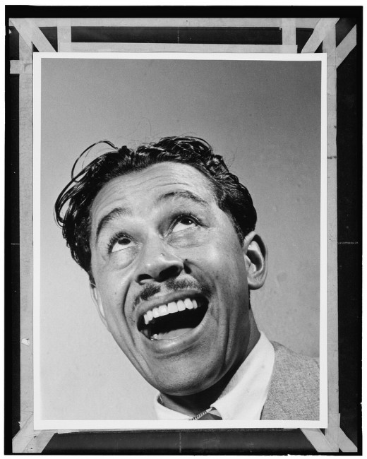 . . . and the one and only, Cab Calloway!