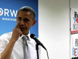 the best time for a command in chief to cry.