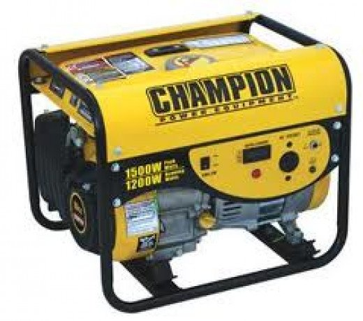 A Typical Portable Generator