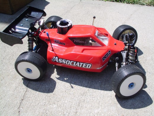 Hobby - RC (remote control) Cars