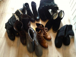 Shoes for every winter-weather in Sweden!