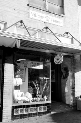 The Village Framer - a framing boutique