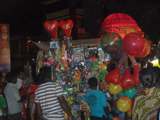 Streetside Vendors