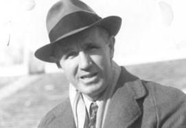 William Wallace Wade, head coach for Alabama during 1923-1930