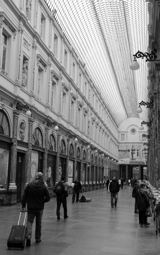 Galeries Royales Saint-Hubert (Brussels)