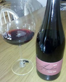 Angeline Reserve Pinot Noir