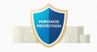 PayPal is a secure way to make purchases online and sellers never get your financial information.
