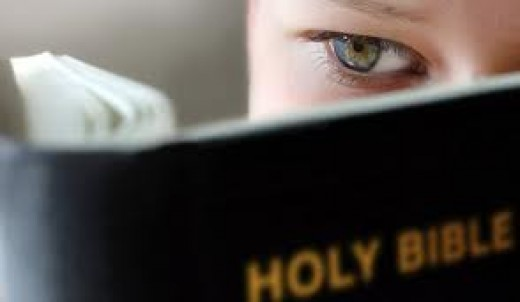 The Bible acts as a mirror which shows a person a reflection of what he truly is on the inside.