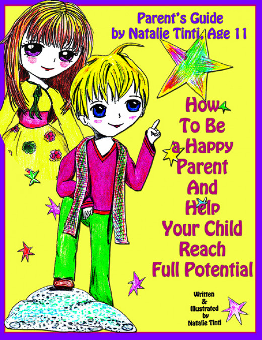 Natalie's new book will reveal secrets to raising a successful and happy child - all from a kids perspective.