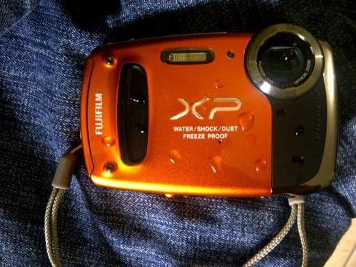 Fujifilm Finepix XP 50