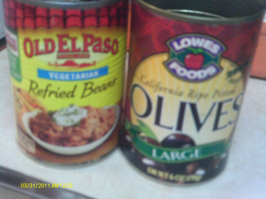 Add refried beans to your mixture for a richer flavor.