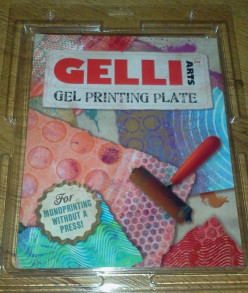 Gelli Arts - Gel Printing Plate Review