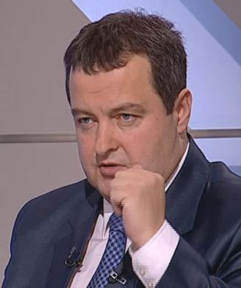 Mr.Dacic says that Serbian weapon, in contrary to Hashim's Taçi's one (EU) will be the United Nations.