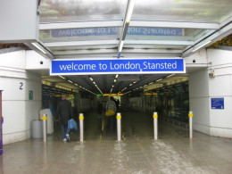 Stansted is the UK's fourth busiest airport