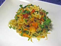 World's Best Green Papaya Salad Recipe