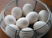 An ennead of eggs! How exciting!