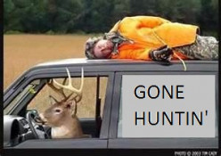 Only A Hunter Would