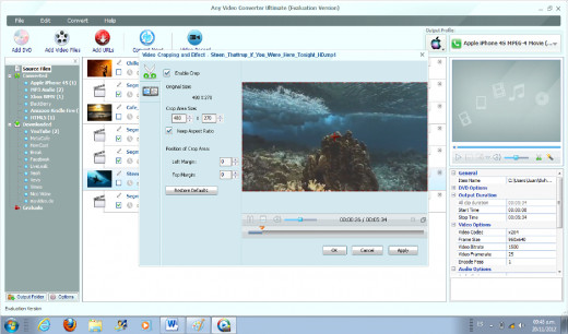 Any video converter Ultimate