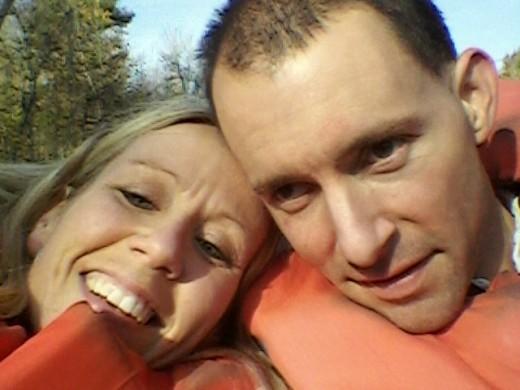 Honeymoon at Crescent Lake