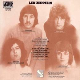 album review led zeppelin 1 their debut album. Black Bedroom Furniture Sets. Home Design Ideas