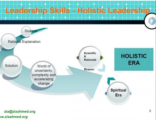 Leadership Holistic Approach