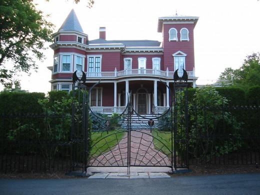 Stephen King Home