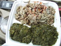 "Are chittlins more palatable if they are called ""chitterlings?"""