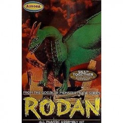 RODAN - Aurora Model's Monster of the Movies Re-issue