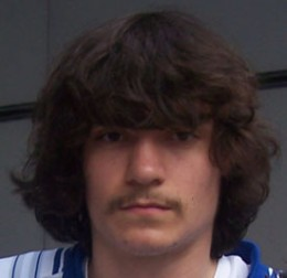 Adam Morrison looks like a 70's throw back.
