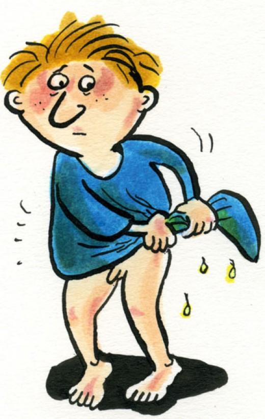 Enuresis (Bed wetting)