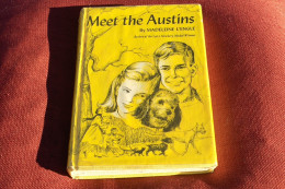 Treasured copy of Meet the Austins from my library.