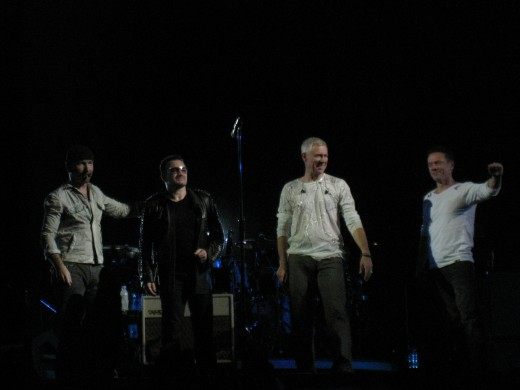 The Boys of U2