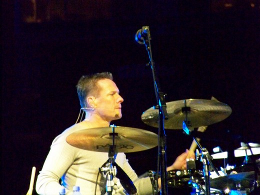 U2 Drummer, Larry Mullen, Jr., Who Still Thinks The Larry Mullen Band is a Fine Name for U2