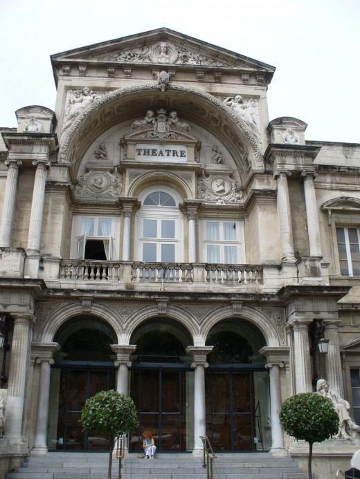 Grand Theatre of Avignon