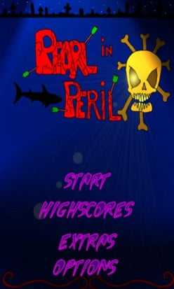 Android Game: Pearl in Peril