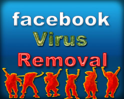 How to Remove a Facebook Virus
