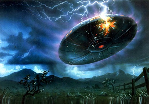 I have always been fascinated with UFOs but after seeing one for myself my views would forever change.