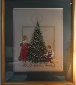 Christmas - Rich With Family Heirlooms And Cherished Memories