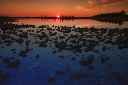 "!2 ways to imrpove your photography. ""Saugeen Shores""  From the Mouth of the Saugeen River Jan Maklak,  (c) 2012"