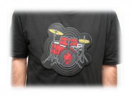 Playable Drum T-Shirt