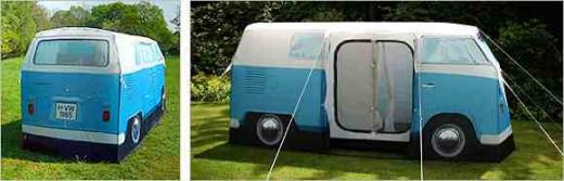 VW Combi Tent