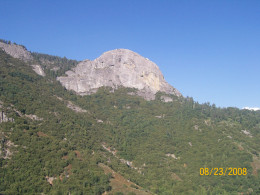 Moro Rock.