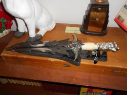 The Demon Slayer Dagger