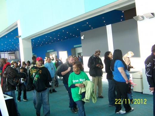 Fall Fest at the Duke Convention Center, Cincinnati.