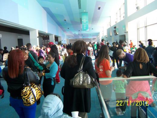 Fall Fest at Duke Convention Center, Cincinnati